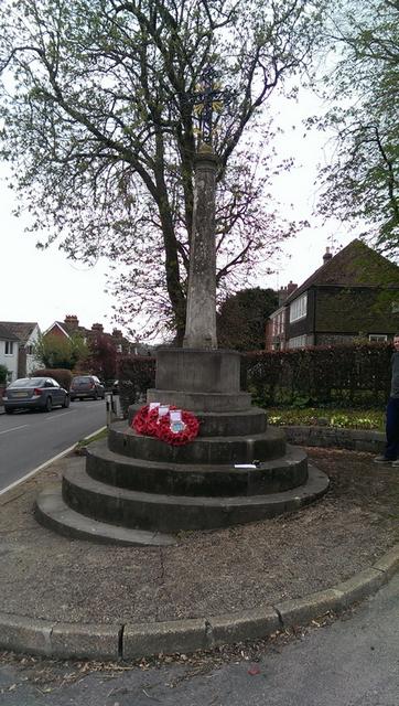 Elham War memorial - before.jpg